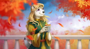 Leaves by Soltia