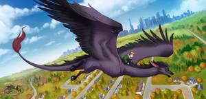 Flight! by Soltia