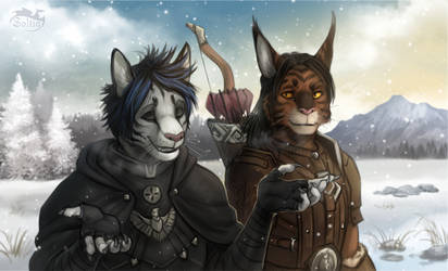 And here we are... by Soltia