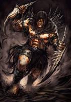 Tribe of Bone by gegig