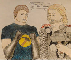 These.. are not the hammer by platrypus
