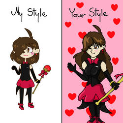 My Style Your Style by DianaFoxyVolturi