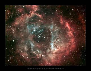 rosetta nebula 3 by Hector42