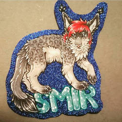 Smir badge by Shadettaja