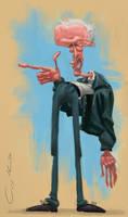 Eastwood by bangalore-monkey