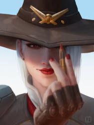 Ashe by Lockdevil