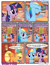 Building Bridges - Page 12 by Somepony