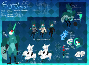 Sigma Virus Ref 2019 by SoupaChrome