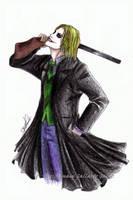 the joker by Azalith