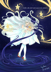 The stars from the sky are also your friends by Cyellen