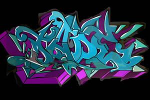 Grafitti by MamboCuB