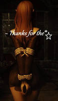 Thanksforfavs by DarkFaerie17