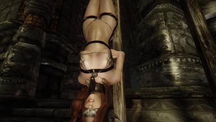 Left Hanging by DarkFaerie17