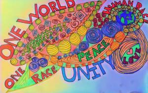 one world,one race, The Human Race by rainlluvia