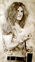 Robert Plant by calicojack21