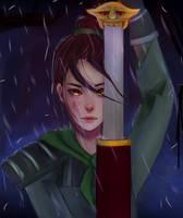 Mulan by drowning-in-sass