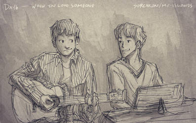 Day6 - When you love someone by Sorcaron