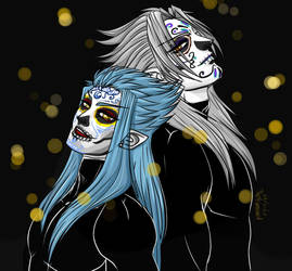Day of the Dead 2017 by TheIronbirdOfficial