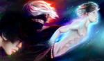 Tokyo Ghoul: Self-Freedom by LainyLu