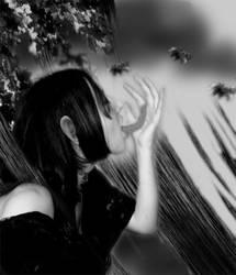 Yokai 1 - Ameonna by ame-onna