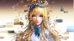 :: Alice in Pixel Land :: by Sangrde