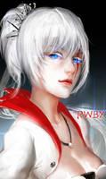 :: RWBY - Weiss :: by Sangrde