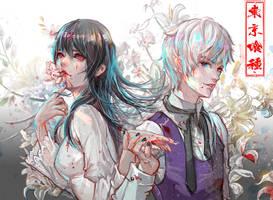 :: RizeNeki:: by Sangrde