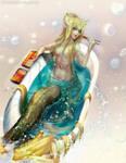 :: Cat-Fish Mermaid :: by Sangrde