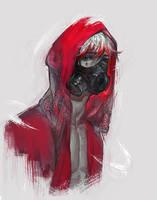 :: Red Hood :: by Sangrde