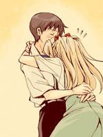 HUG by sabo-p