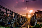 Train Jakarta by eyesweb1