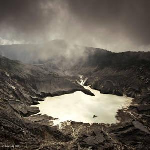 Volcano by eyesweb1