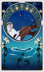A mon roi by cloeliae