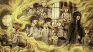 Tea steam by Yonetee