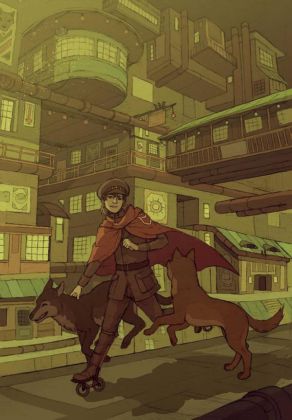Run by Yonetee