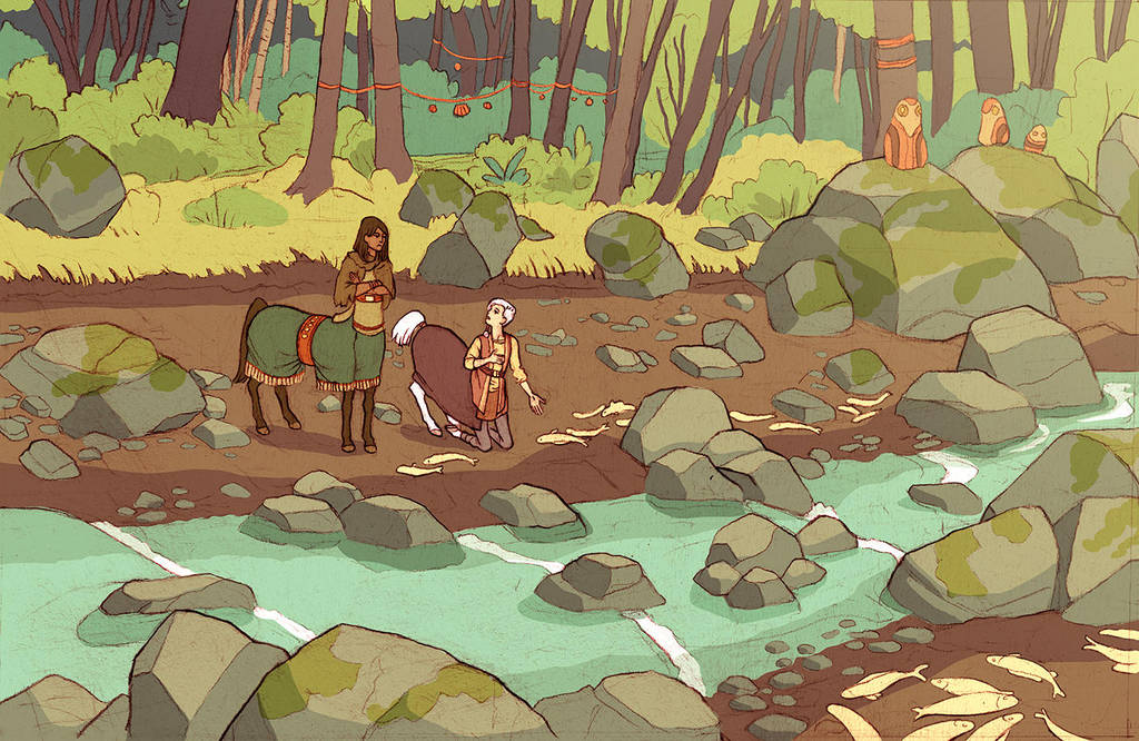 River by Yonetee