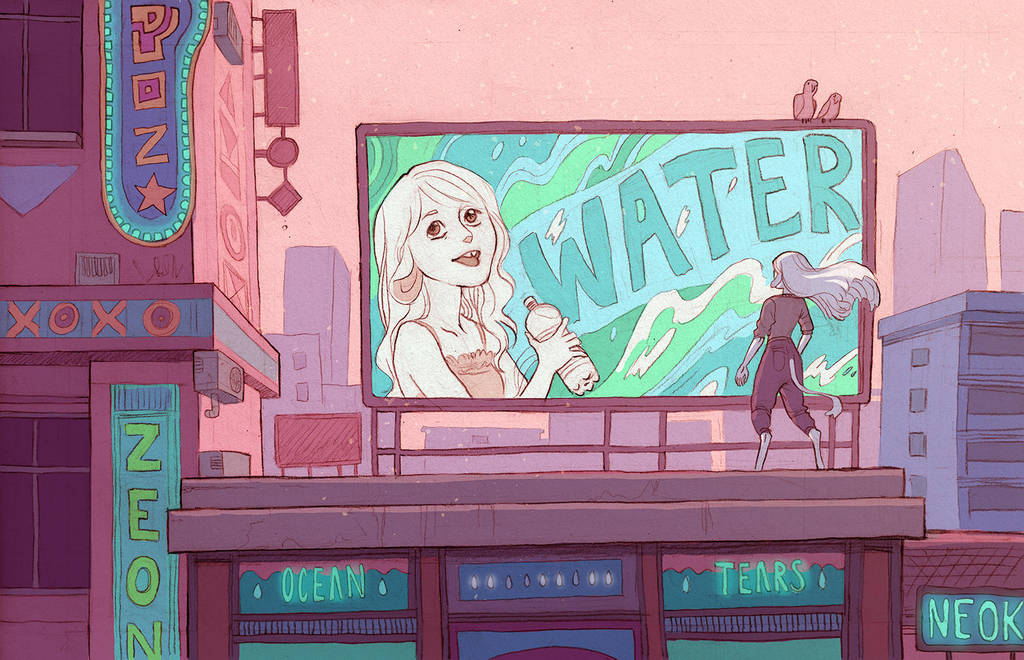 Water by Yonetee