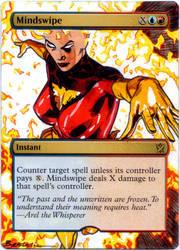Mind Swipe (Khans of Tarkir) - Dark Phoenix by MTGAlters