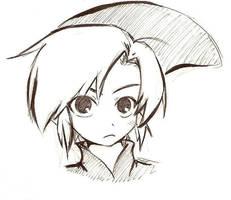 link sketch by happysmiles013