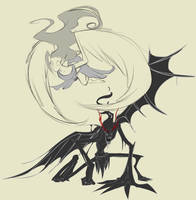Angel and demon by HiSS-Graphics