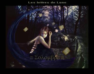 Les lettres de Lune by Solombre