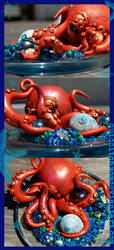 Godric the Octopus by quidditchmom