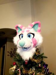 dreaming of a furry christmas by SheepishDeepDish