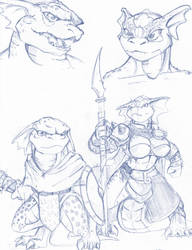 Jade Dragon ref sheets by Sirdan87