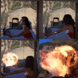 Wonder Woman Return 52 by resposta1995