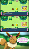 Gaming experiences: PMD red (2) by soupcanz