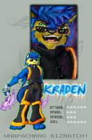 PixelCard ID - Kraden by Kraden