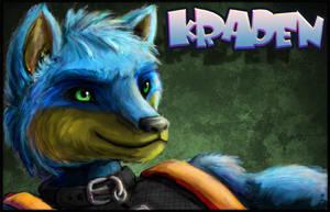MidFur conBadge - Mk2 by Kraden