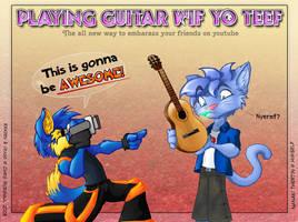 Play wif yo teef by Kraden