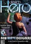 Design Hero Magazine by Kraden